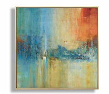 Load image into Gallery viewer, New Arrivals Hand-painted High Quality Big Size Abstract Oil Painting on Canvas Kinds of Abstract Acrylic Painting for Wall Art - SallyHomey Life's Beautiful