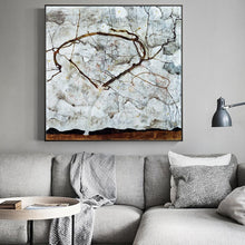 Load image into Gallery viewer, Autumn Tree in Movement by Egon Schiele, Abstract Art Posters and Prints Wall Art Canvas Painting for Living Room Decor No Frame - SallyHomey Life's Beautiful