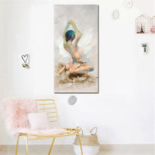Load image into Gallery viewer, 🔥Abstract Canvas Painting Nude Woman's Back Print Poster Wall Painting For Living Room Wall Art Picture Home Decor Gift No Frame - SallyHomey Life's Beautiful