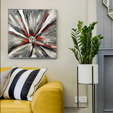 Load image into Gallery viewer, Modern Abstract Posters and Prints Wall Art Canvas Painting Wall Decoration Hand Made Flower Pictures For Living Room Frameless - SallyHomey Life's Beautiful