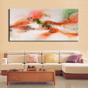 🔥  Abstract Art Posters and Prints Wall Art Canvas Painting Imaginative Irregular Line Pictures Wall Decoration for Living Room - SallyHomey Life's Beautiful