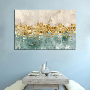🔥80x120cm - Modern Oil Painting Posters and Prints Wall Art Canvas Painting Abstract Money Beach Pictures for Living Room Decor - SallyHomey Life's Beautiful