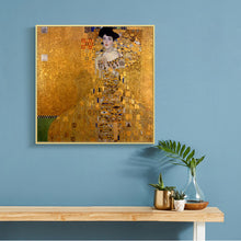 Load image into Gallery viewer, Gustav Klimt Classical Famous Painting Posters and Print Wall Art Oil Painting - SallyHomey Life's Beautiful