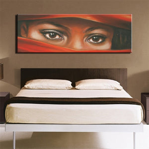 60x180cm - Large Modern Painting Prints on Canvas - SallyHomey Life's Beautiful