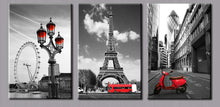 Load image into Gallery viewer, Eiffel Tower in Paris Poster Wall Picture - SallyHomey Life's Beautiful