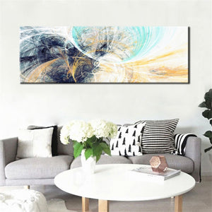 Wall Art Decoration Canvas Painting Imaginative Line Art Pictures - SallyHomey Life's Beautiful