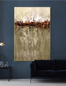 Hand painted abstract canvas painting wall art for living room laminas decorativas pared cuadros decorative pictures on the wall - SallyHomey Life's Beautiful