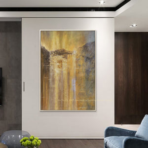 Landscape pinturas al oleo canvas pictures for living room oil painting famous painting reproduction vintage large abstract - SallyHomey Life's Beautiful