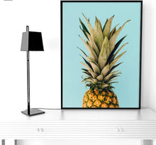 Load image into Gallery viewer, Pineapple Nordic Poster and Prints Minimalist Wall Art Canvas Painting Canvas Picture for Living Room Home Decor - SallyHomey Life's Beautiful