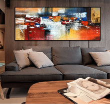 Load image into Gallery viewer, laminas de cuadros pared decorativas horizontales canvas oil paintings lienzos cuadros decorativos modernos for living room wall - SallyHomey Life's Beautiful