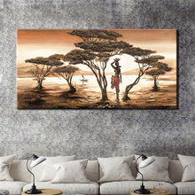 Load image into Gallery viewer, Amazon Primitive Tribe Home Decoration Pictures - SallyHomey Life's Beautiful