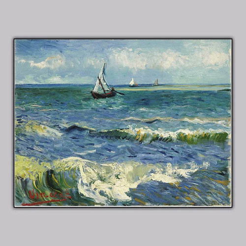 100% Hand Painted Abstract Van gogh Oil Painting On Canvas Wall Art Wall Adornment Picture Painting For Live Room Home Decor