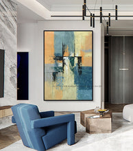 Load image into Gallery viewer, Oil painting original abstract art oil on canvas modern wall decor Abstract painting original for living room bedroom large - SallyHomey Life's Beautiful