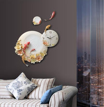 Load image into Gallery viewer, 🔥Luxury Personality Embossed Wall Clocks - SallyHomey Life's Beautiful