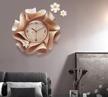 Load image into Gallery viewer, Luxury  Wall Clock - SallyHomey Life's Beautiful