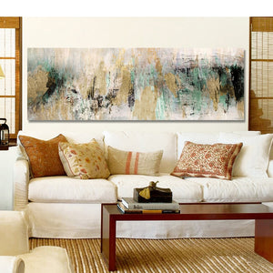 Wall Art Canvas Printing Pictures for Living Room No Frame - SallyHomey Life's Beautiful