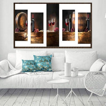 Load image into Gallery viewer, Multi-picture 3D Diamond Painting Cross Stitch Paint Art Crafts & Sewing For Home Wall Decor - SallyHomey Life's Beautiful