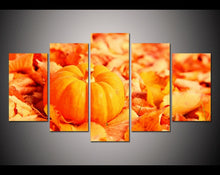 Load image into Gallery viewer, Halloween Pumpkin HD Canvas Paintings - SallyHomey Life's Beautiful