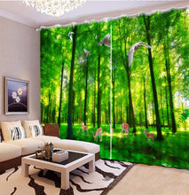 Load image into Gallery viewer, Creative art 3D  Curtains - SallyHomey Life's Beautiful