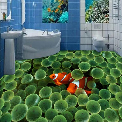 world clownfish floor - SallyHomey Life's Beautiful