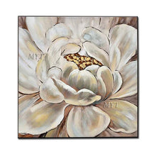 Load image into Gallery viewer, Hand Made Oil Painting On Canvas Abstract  Oil Painting  Modern Canvas Wall Art Living Room Decoration no Framed Flower Picture - SallyHomey Life's Beautiful