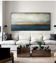 Load image into Gallery viewer, Pure hand-painted oil paintings living room modern Nordic style decorative oilpainting abstract simple mural porch American - SallyHomey Life's Beautiful