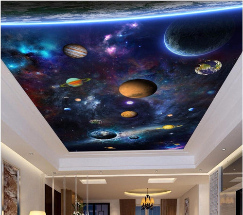 Ceiling  wallpaper - SallyHomey Life's Beautiful