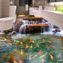 Load image into Gallery viewer, 3D Waterfall  Floor - SallyHomey Life's Beautiful