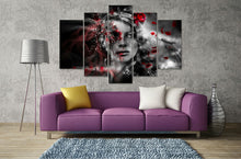Load image into Gallery viewer, Dead Angel Painting -Halloween decorations - SallyHomey Life's Beautiful