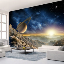 Load image into Gallery viewer, Space Universe  Wall Painting - SallyHomey Life's Beautiful