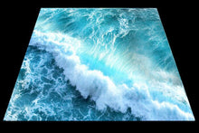 Load image into Gallery viewer, 3D Custom  Ocean blue - SallyHomey Life's Beautiful
