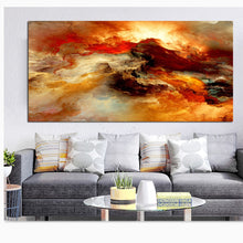Load image into Gallery viewer, Sallyhomey Large Size Poster Art Prints Cloud Abstract for Living Room Wall Picture no frame - SallyHomey Life's Beautiful