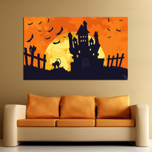 Load image into Gallery viewer, Halloween Castle Home Decoration - SallyHomey Life's Beautiful