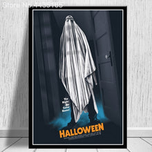 Load image into Gallery viewer, Halloween Wall Art Canvas Painting Posters and Prints - SallyHomey Life's Beautiful