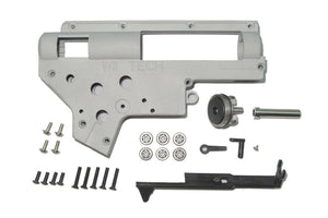 WiiTech - 7mm V2 Gearbox Shell combo- M4 AEGs - 01001