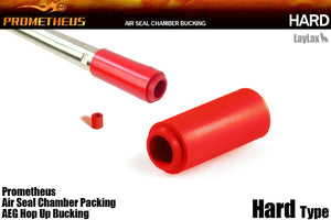 LAYLAX - PROMETHEUS Air Seal Chamber Hop Up Bucking Hard (RED)