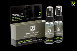 Revision 2 Lens Cleaner - 2 Spray Bottles