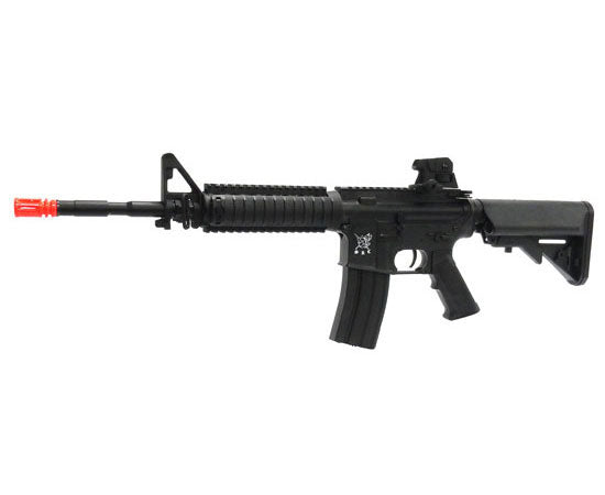 SRC - M4 RIS CQB w/Battery and Charger - Black AE-SR-0510