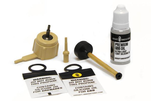 Airsoft Innovations - Oil Pump GunGas Combo Kit