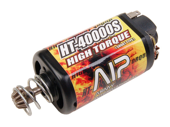 AIP - High Torque Motor HT-40000S (Short) for V3 Gearbox AEG - AIP005