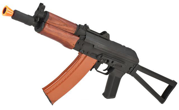 Classic Army - SRL105U Full Metal Real Wood AK74U - CA018M