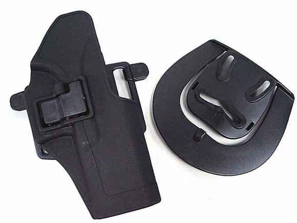 SERPA CQC Tactical Belt Holster for G17/22/31- Black
