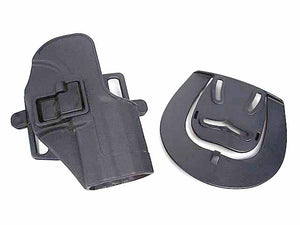 SERPA CQC Tactical Belt Holster for H&P USP Compact Right Hand- Black
