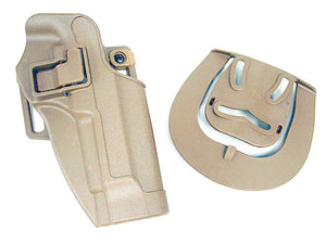 SERPA CQC Tactical Belt Holster for Berretta 92/96- Tan