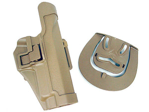 SERPA CQC Tactical Belt Holster for SIG P220/P226- Tan