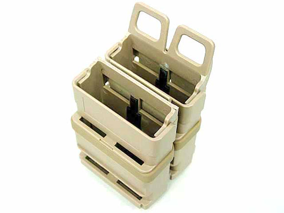 FastMag Molle Gen 3 Magazine Holder - TAN