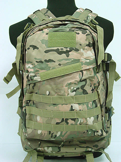 3-Day Molle Assault Backpack - Multicam