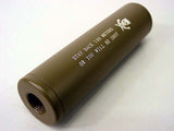SD - Stubby Killer 110x30mm Silencer (CW/CCW) - TAN
