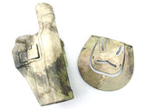 Army Force - CQC SIG P220/P226 RH Pistol Paddle & Belt Holster - A-TACS