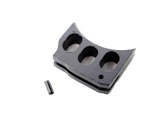 5KU - Three Hole Medium Trigger for HiCapa/M1911/MEU - Black - GB-202